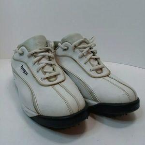 FOOTJOY Greenjoys 48744 Golf Spikes Shoes Size US